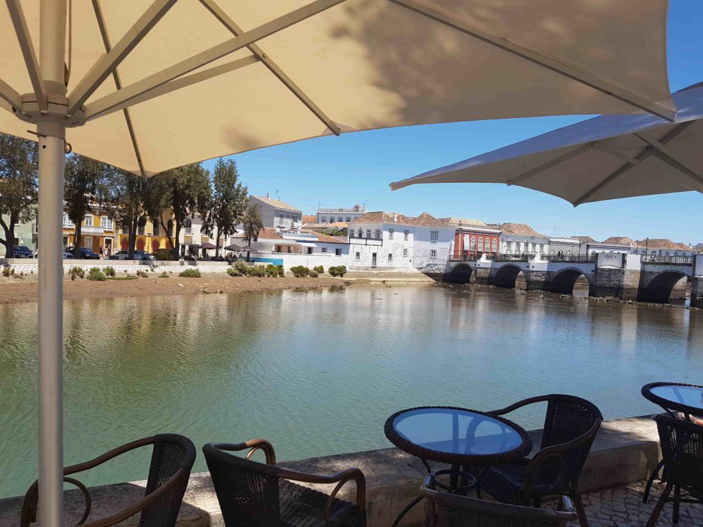 view from tavira lounge