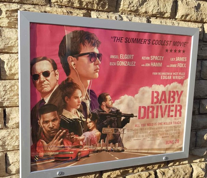 Ilkley Cinema & Baby Driver Review