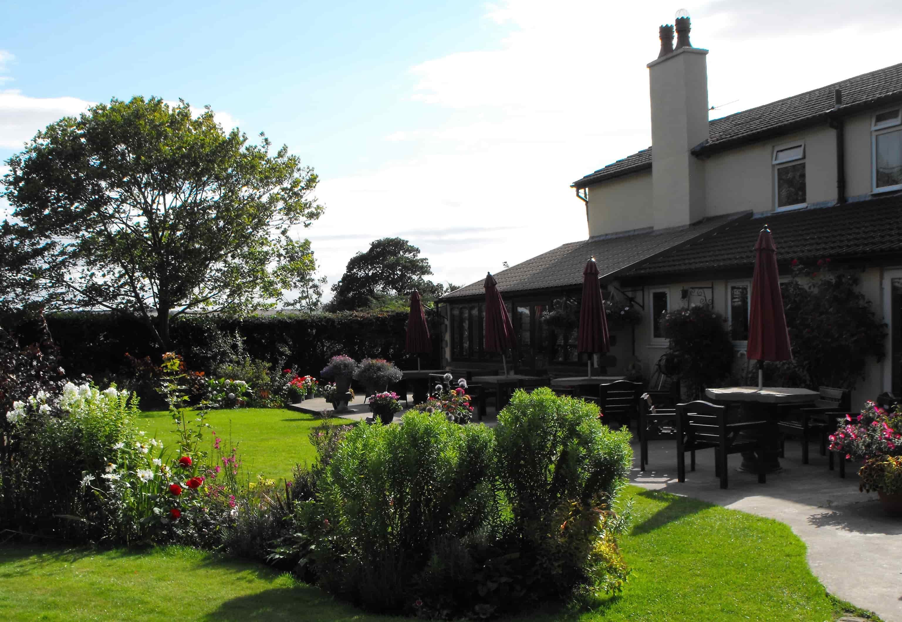killeryby cottage farm garden