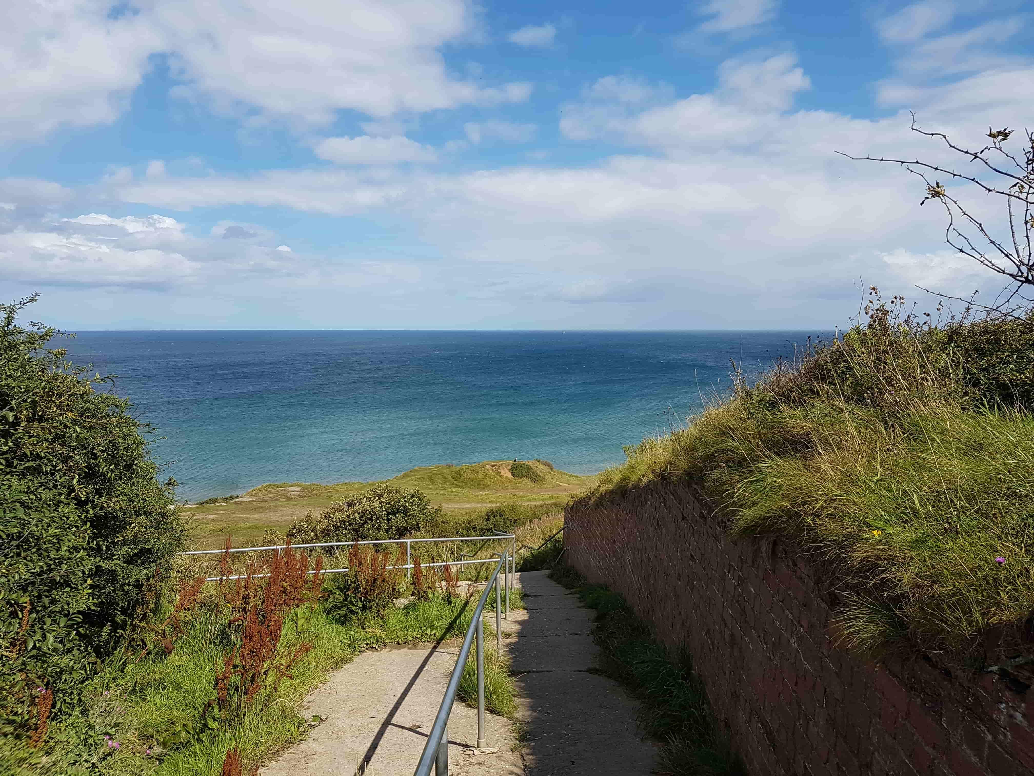 path Reighton Sands