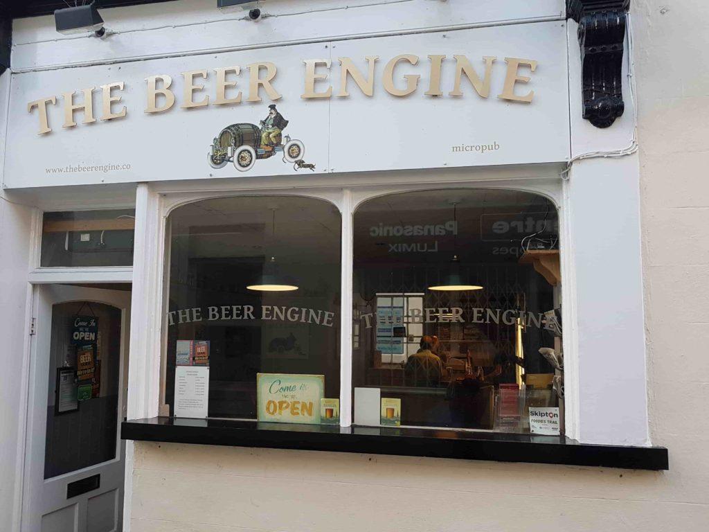 the beer engine skipton