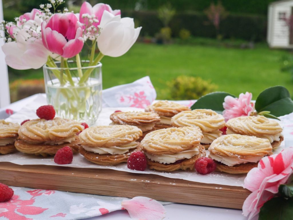 lovely viennese whirls
