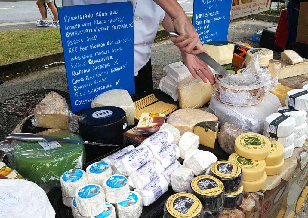 wharfedale fine cheese