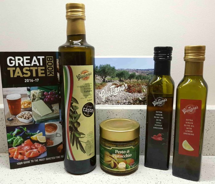 Cooking with Giuliano's Olive Oil