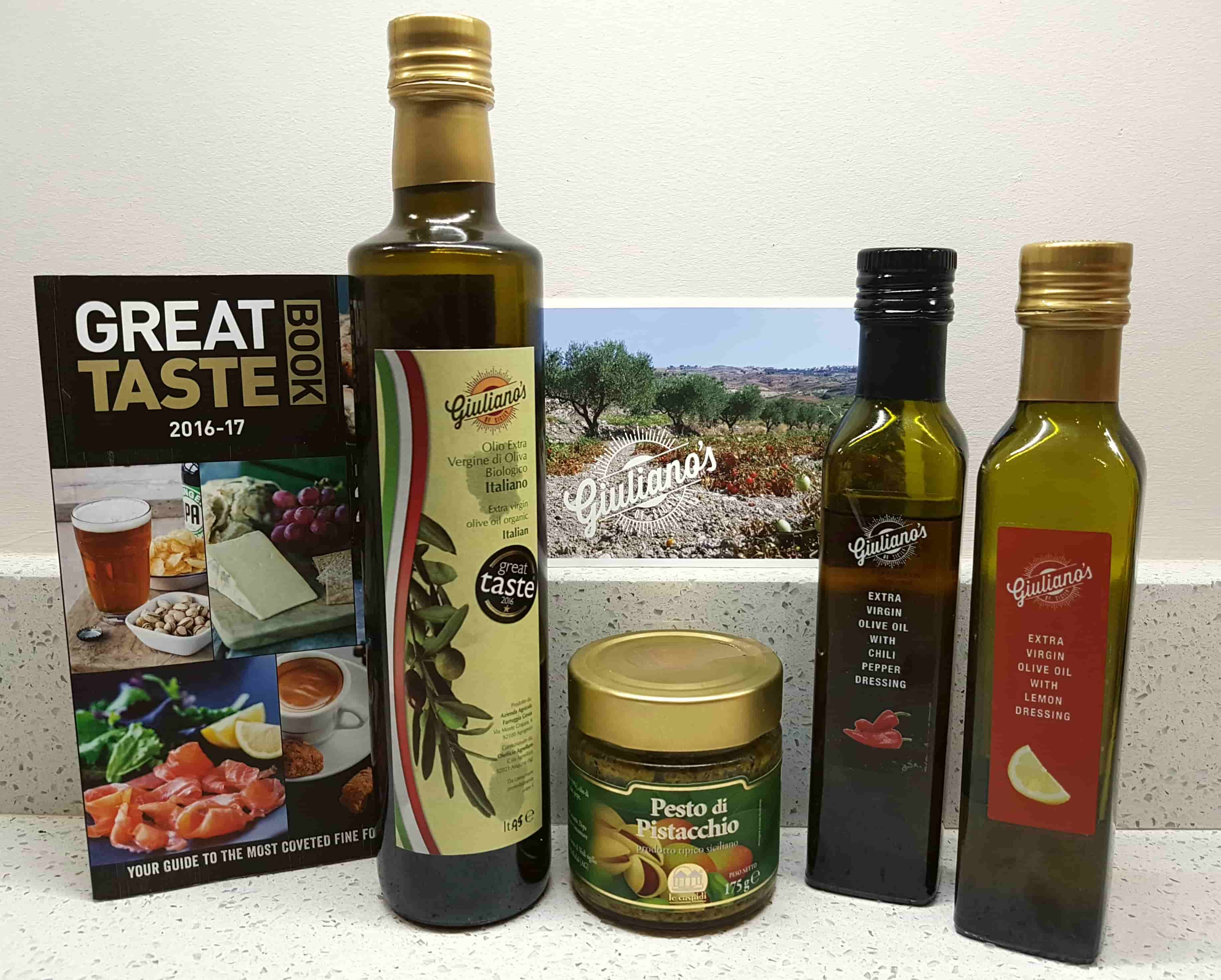 giulianos olive oil