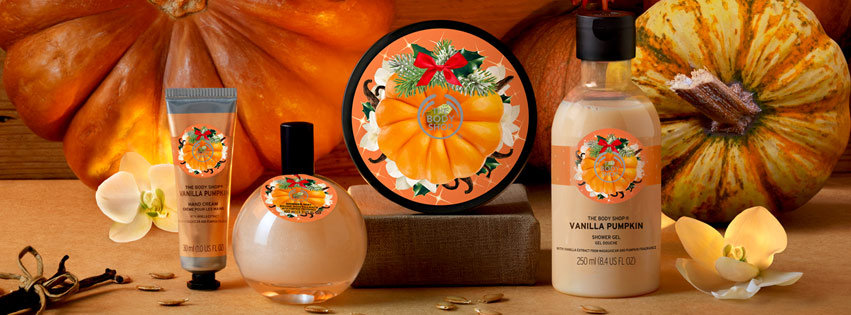 vanilla pumpkin body shop
