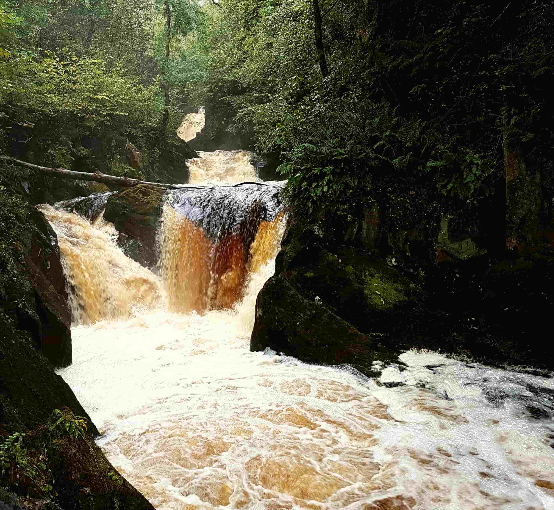 waterfalls yorkshire