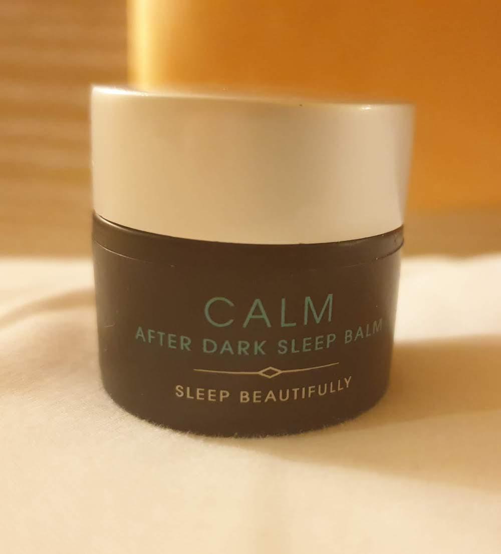 calm sleep balm